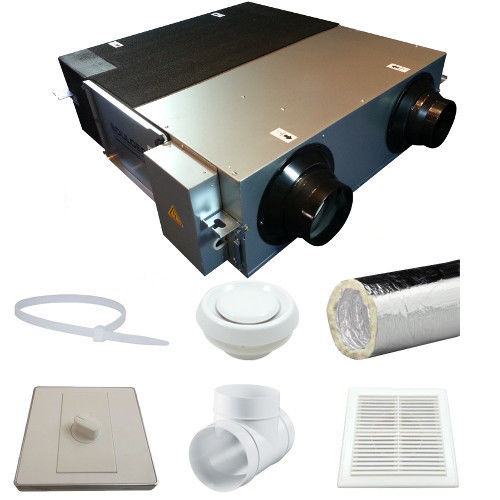 HRVU-DHV-50N-HEAT-RECOVERY-VENTILATION-FULL-SYSTEMS-ANTI-CONDENSATION-AND-MOULD-381438363571
