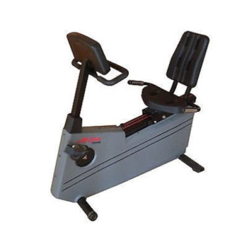 LIFE-FITNESS-LIFE-CYCLE-9500HR-EXERCISE-BIKE-HOME-GYM-RESISTANCE-TRAINING-331675116015